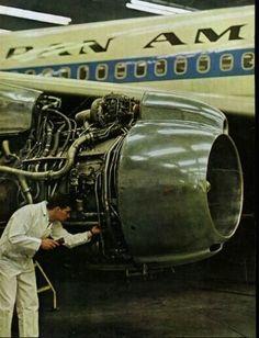 1965 Pan Am advert image