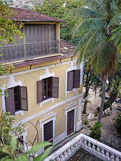 Casa Antiga no Bairro da Glória - Rio de janeiro - Brasil