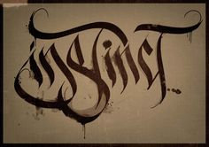 Lettering Time: Alexis Persani