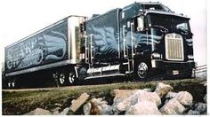 Image result for cabover semi trucks big sleepers