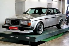 Volvo 240 Turbo - More information