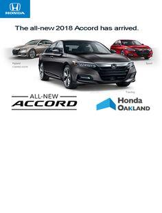 Honda Oakland Hondaoakland Profile Pinterest