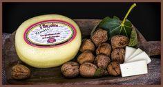 Marzolino FIRMADO | sorano lácteos de oveja fresca de queso firme de color amarillo pálido con un sabor delicado. La forma particular requiere el procesamiento manual del producto con vuelcos y parada de salmuera pre-específico.