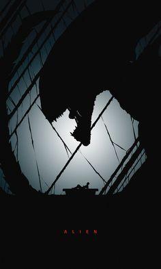 GeeksNGamers : Imagined Worlds / Ridley Scott Series | Alien — By...