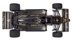 Lotus 98T from Above   by dtperformanceltd