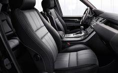 2014 Range Rover Sport  Interior