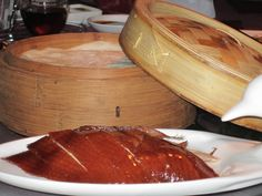 Duck de Chine - Beijing - Peking Duck roasted to perfection!