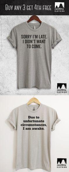 Funny Dog Humor Allergic Reaction T-Shirts 3dRose Spiritual Awakening Dogs