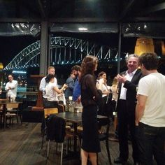 Louis Nowra at the opening night of his play The Golden Age at the STC Wharf. Incredible production great play fantastic cast. Photo by Joxemiel #theatre #wharftheatre #sydneytheatrecompany #sydneytheatre @sydneytheatreco #louisnowra #sydneyharbourbridge #urbanlife #sydney #lovesydney #australia by lindajaivin http://ift.tt/1NRMbNv