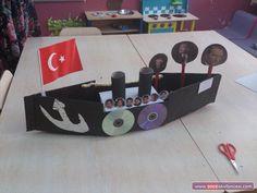 Atatürk ve çocuklarım - Önce Okul Öncesi Ekibi Forum Sitesi - Biz Bu İşi Biliyoruz Early Childhood, Special Day, Toy Chest, School, Infancy, Childhood