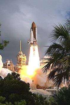 NASA Launch of the Space Shuttle