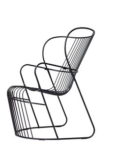 Kaskad - Designer Outdoor chairs by Nola ✓ Comprehensive product & design information ✓ Catalogs ➜ Get inspired now