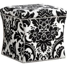 I pinned this from the Classic Chic: Black & White - Fresh Takes on the Timeless Color Pairing event at Joss and Main!