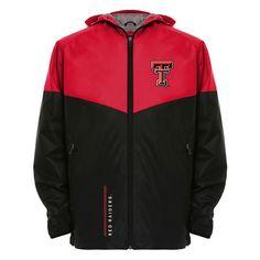 Men's Franchise Club Texas Tech Red Raiders Storm Softshell Jacket