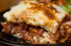 Pastanjauhantaa: Lasagne Bolognese