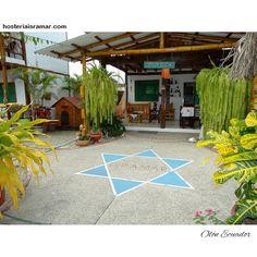 Hospedaje en Olón hosteriaisramar.com #Travel #travelphoto #wonderbeach #follow4follow #Ecuador #AllYouNeedIsEcuador #BestPlace #Olon #loveEcuador #Trendy #tropical #tourism #adventure #paradise