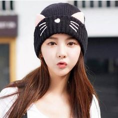 The 20 best Top 10 knit beanie hat for women images on Pinterest ... a6c7aff89657