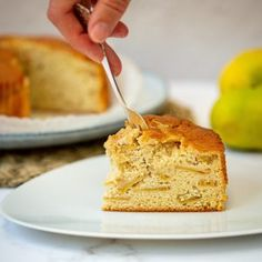 Mum's Favourite Dorset Apple Cake Apple Cake Recipes, My Recipes, Cake Liner, Cake Mixture, Small Tins, Fussy Eaters, Moist Cakes, Cake Servings, Cake Batter