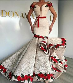 dresses evening gowns & dresses evening ` dresses evening long ` dresses evening short ` dresses evening cocktail ` dresses evening elegant ` dresses evening 2019 ` dresses evening to wear to a wedding ` dresses evening gowns African Attire, African Fashion Dresses, African Dress, Dress Fashion, African Evening Dresses, Mermaid Evening Dresses, Evening Gowns, Prom Dresses, Short Dresses