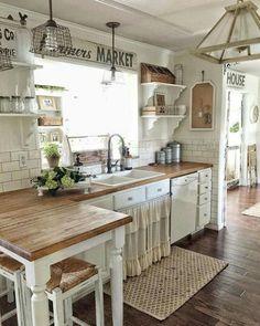 Um blog para inspirar decorações aconchegantes e formosas! #kitchenarquitecture