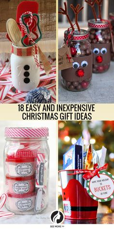 Christmas gift ideas is exactly what you need if you want to make your friends and relatives happy. # Gift Ideas for coworkers 39 Easy And Inexpensive Christmas Gift Ideas For Everyone Diy Christmas Gifts For Coworkers, Office Christmas Gifts, Inexpensive Christmas Gifts, Christmas Diy, Cheap Gifts For Coworkers, Simple Christmas Gifts, Christmas Gift Employees, Homemade Gifts For Christmas, Cheap Christmas Presents