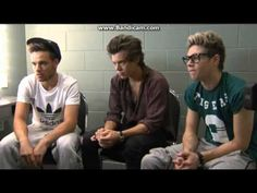 Harry, Liam and Niall Interview - The NZ Herald- Auckland - 11.10.13