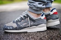 Invincible x Asics Gel Lyte 3 - theyareonlyshoes