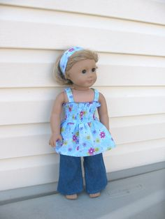 Doll Clothes for American Girl Dolls or by roseysdolltreasures