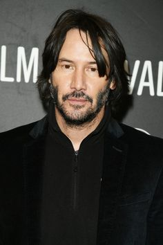 """Keanu Reeves attends the """"To The Bone"""" Premiere on day 4 of the 2017 Sundance Film Festival at Eccles Center Theatre on January 22, 2017 in Park City, Utah"""