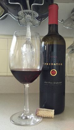 Rutherford Ranch - 2012 Predator - Old Vine Zinfandel - Lodi Appelation