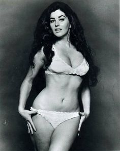 Edy Williams. She'd be a great Big Barda...***Research for possible future project.