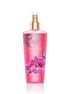 Victoria Secret Fantasies Total Attraction Body Mist Body Lotion 8.4 oz NIP #VictoriasSecret