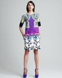 http://ncrni.com/etro-paisley-floral-printed-shift-dress-p-148.html