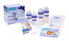 The New Mom Starter Set by @Lansinoh  includes bottles, different flow nipples, milk storage bags, lanolin, nursing pads, baby wipes, and sealing disks…basically a complete set to help start your #breastfeeding journey. Could this be a favorite? #WIN one at our #FbyLaunchParty #GIVEAWAY here: http://favored.by/press/favored-by-launch-party-giveaway