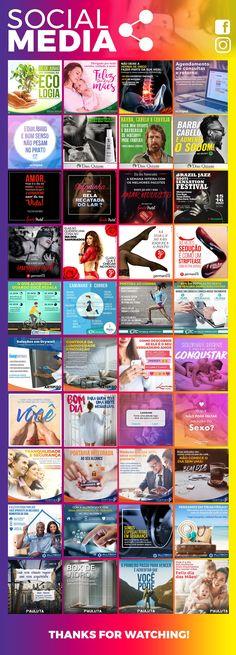 Social Media 2018 on Behance #socialmedia #instagram #facebook #design #graphic #card Clique aqui http://www.estrategiadigital.pt/e-book-ferramentas-de-redes-sociais/ e faça agora mesmo Download do nosso E-Book Gratuito sobre FERRAMENTAS DE REDES SOCIAIS
