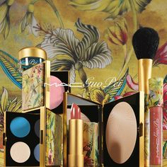 The MAC x Guo Pei Makeup Collaboration Is So Beautiful You Will Want To Buy It Just For The Packaging