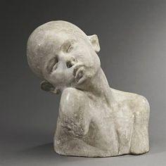 Constantin Brancusi - Torment, 1906-1907