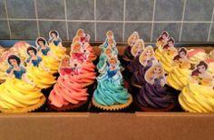Princess cakes... birthday idea