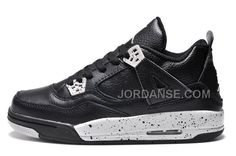 WOMENS AIR JD 4 RETRO GS OREO REMASTERED 2015 SALE FOR FALL, Only$79.00 , Free Shipping! http://www.jordanse.com/womens-air-jd-4-retro-gs-oreo-remastered-2015-sale-for-fall.html