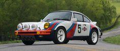 1988 Porsche Carrera Martini Rally Tribute For Sale