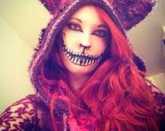 Resultado de imagen para gato de alicia halloween