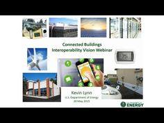 Connected Buildings Interoperability Vision Webinar | Department of Energy