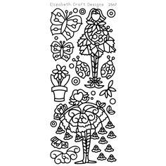 Flower Cuties 2 (sku 2567)