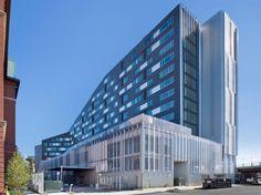 The Macallen-Building Boston USA Luxury Apartments