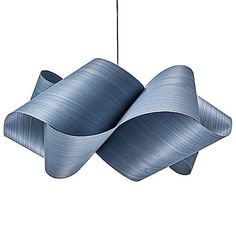 """archiproducts: """" Wood Touched by Light. new collection @ Light + Building Discover more on the new and never before seen Swirl pendant lamp by Ray Power on. Modern Pendant Light, Pendant Lighting, Pendant Lamps, Cream Lamps, Blue Lamps, Alabaster Lamp, Architecture Design, Light Building, Diffused Light"""
