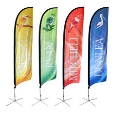 Check Out These Great Flag Banner Sample Designs For Your School's