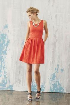 Anthropologie dress w/ pockets by jami
