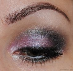 BYS Diamond Shadow Palette in Party 'Till Sunrise