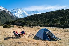 A Guide to Camping On New Zealand's South Island Camping And Hiking, Outdoor Camping, New York State Parks, Marlborough Sounds, New Zealand Travel Guide, New Zealand South Island, Group Tours, New Adventures, Cool Places To Visit