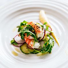 Chef and sustainable seafood champion Robert Clark shares tips for buying and cooking perfect fish—every time. #gastronomy #plating #food